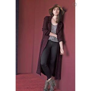 Transcend Skyline Skinny Jeans PAIGE Black 27